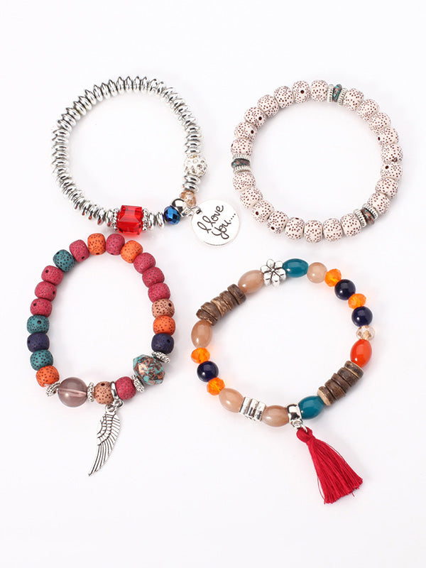 Wing Element Bohemian Style Bracelet