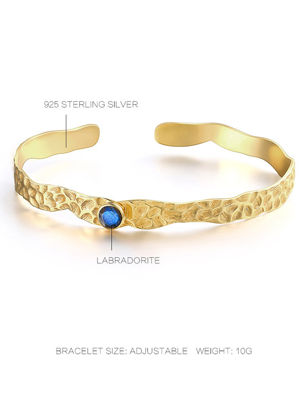 Natural Treasure K-Gold Bracelet