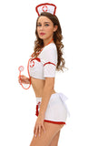 Drug Injection Flirt FANCY DRESS Costume