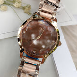 Irregular Mirror Large Dail Women's Watch