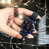 Starry Dial Durable Women's Watch