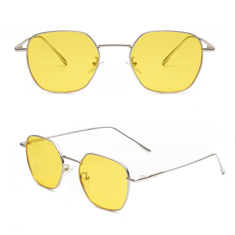 Large Frame Sunglasses