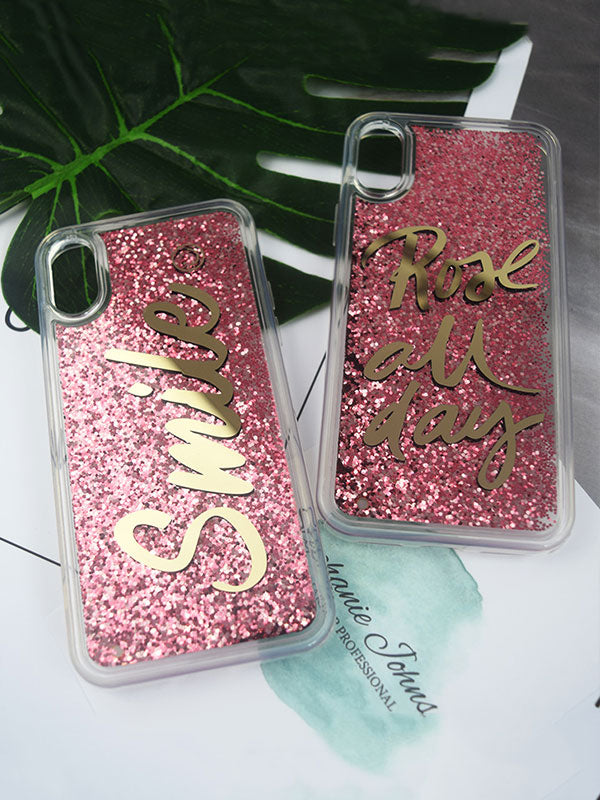 Quicksand Pink Soft Edges Phone Case