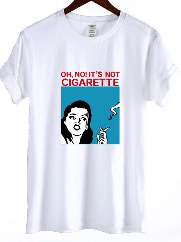 It's Not Cigarette T-shirt