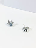 Antler Earrings 925 sterling silver