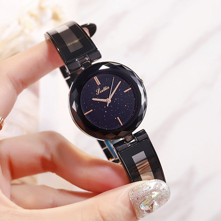 Individual Bracelet Quartz Women's Wristwatch