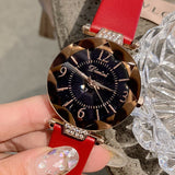 Fashion Starry Chassis Women's Watch