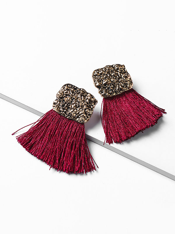 Retro-alloy Bohemian Earrings