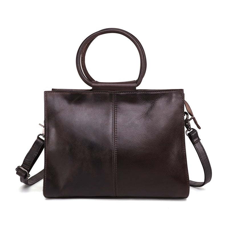 Simple Single Shoulder Bag