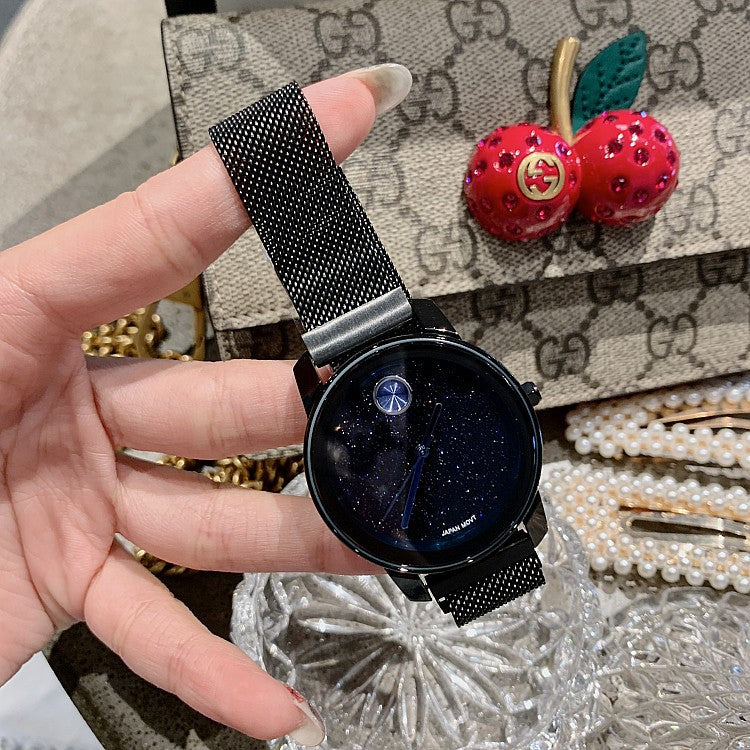 Fashion Starry Diamond Women's Watch
