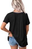 Black Be About It Basic Pol Tee