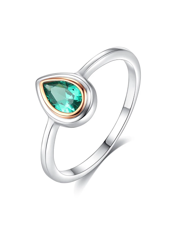 Stylish Drop-shaped Women's Ring