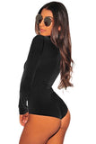 Long Sleeve Turtleneck Bodysuit