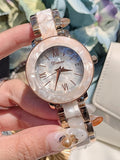 Personality Roman Dial With Calendar Women's Watch