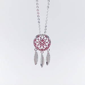 Wind chime Necklace - SIL