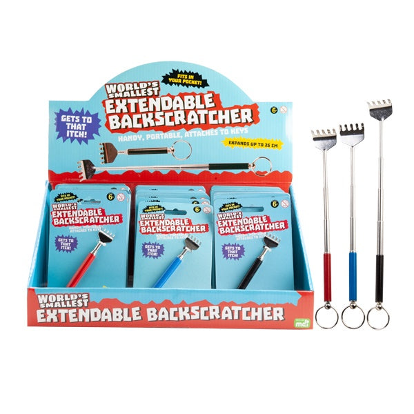 World's Smallest Extendable Back Scratcher