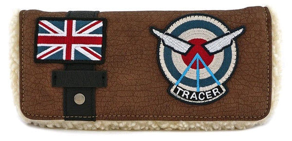 Overwatch - Tracer Trifold Purse