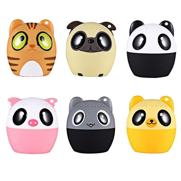 Animal Mini Bluetooth Speaker