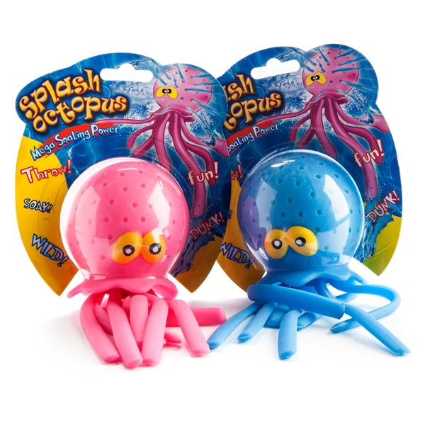 Splash Octopus