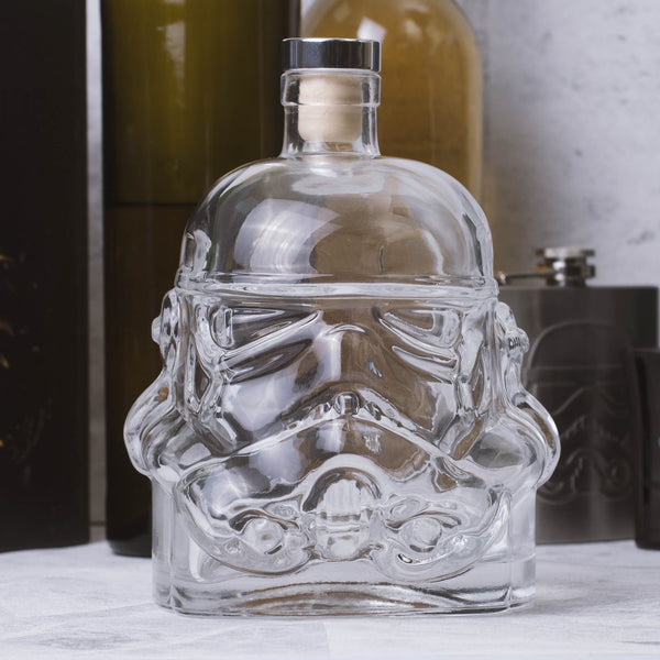 Stormtrooper Whisky & Brandy Decanter 750ml