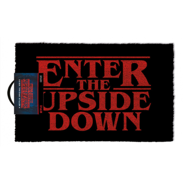 Stranger Things - Enter The Upside Down Doormat
