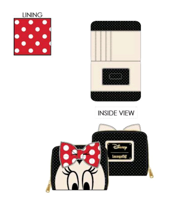 Mickey Mouse - Minnie Bow Purse