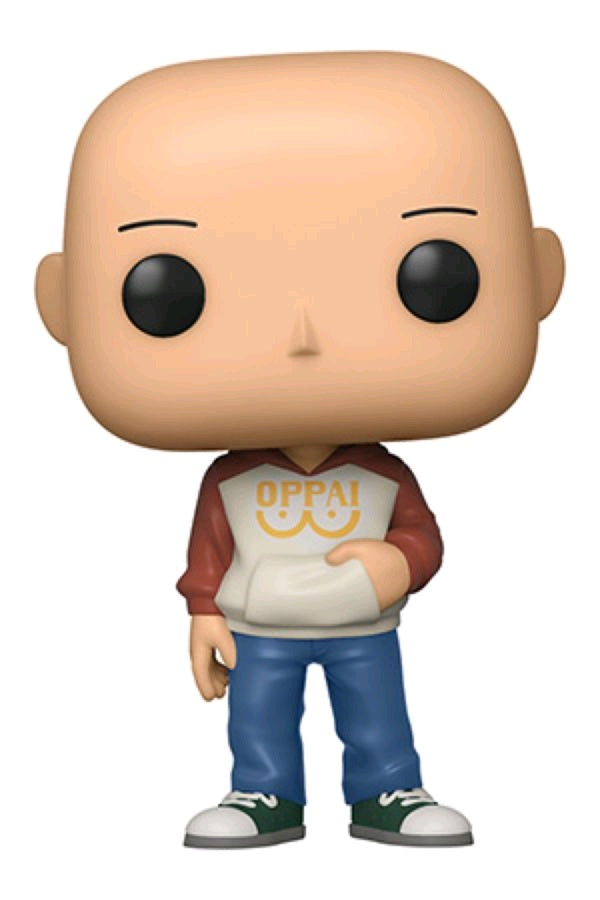 One Punch Man - Saitama Casual Pop! Vinyl