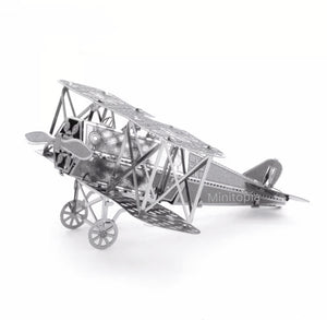 3D Metal DIY Model - Fokker