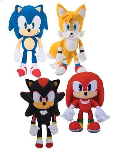 Sonic 20cm Assorted Plush (Size 1)