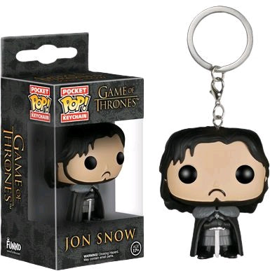 Game of Thrones - Jon Snow Pocket Pop! Keychain 1