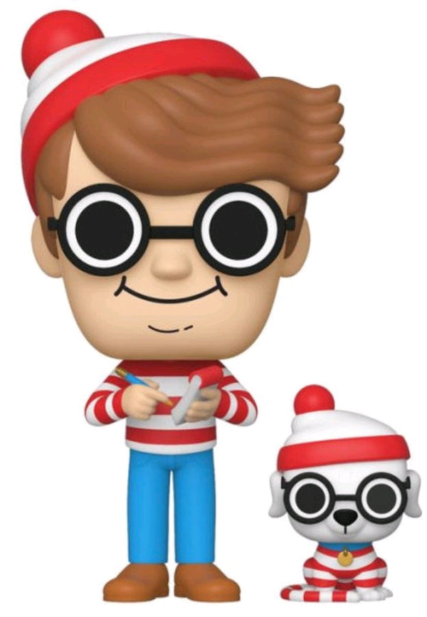 Where's Waldo - Waldo with Dog US Exclusive Pop! Vinyl [RS]