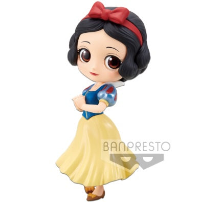 Q POSKET - DISNEY CHARACTERS - SNOW WHITE (A: NORMAL COLOR VER)
