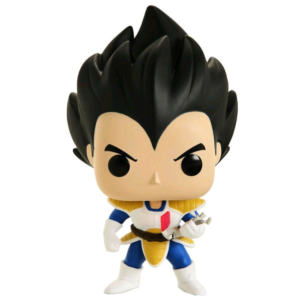 Dragon Ball Z - Vegeta (Over 9000!) US Exclusive Pop! Vinyl [RS]