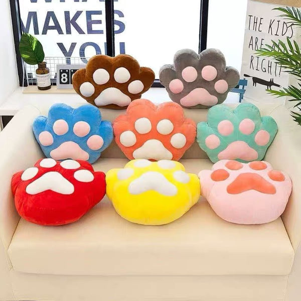 Cat Paw Blanket Plush