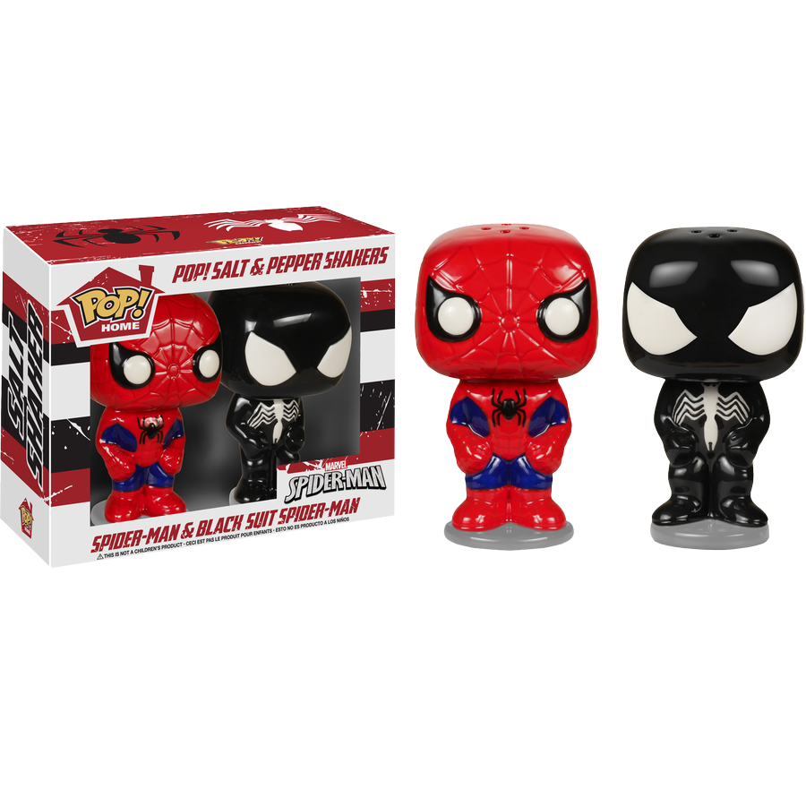 Spider-Man - Pop! Salt & Pepper Shakers