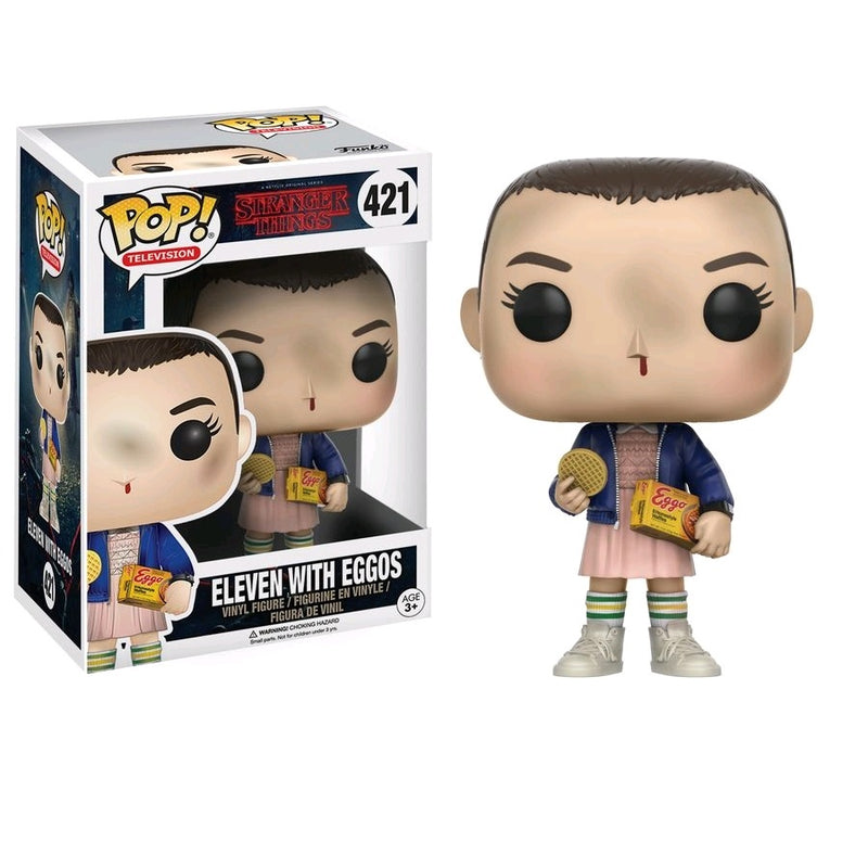 Stranger Things - Eleven with Eggos (with chase) Pop! Vinyl