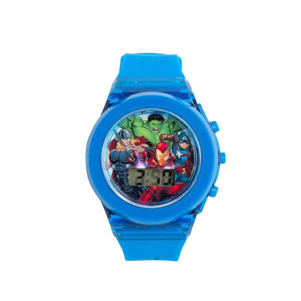 Avengers Digital Light Up Watch