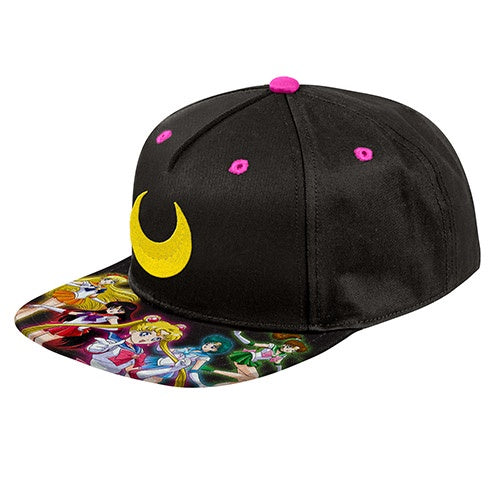 SAILOR MOON LOGO CAP