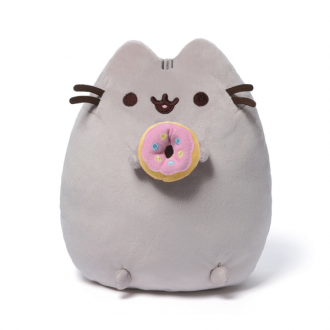 Pusheen Snackable Plush Donut 24CM
