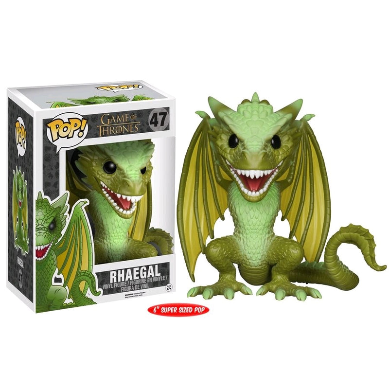 "Game of Thrones - Rhaegal 6"" Pop! Vinyl"
