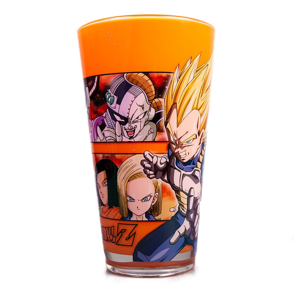 Dragon Ball Z Heroes & Villains Tumbler