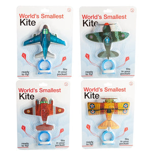 World's Smallest Kite - Fighter Planes
