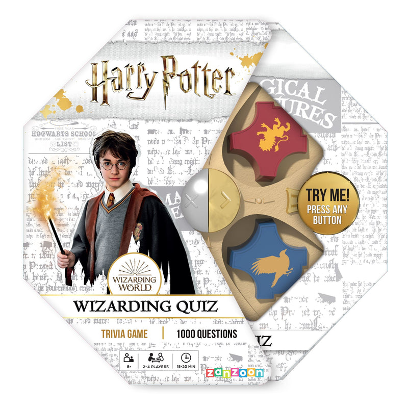 Harry Potter Wizarding Quiz