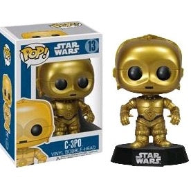Star Wars - C-3PO Pop! Vinyl