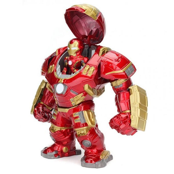 Avengers 2 - Iron Man & Hulkbuster Metals 2 Pack