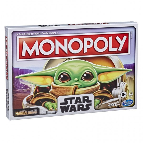 Monopoly Star Wars: The Mandalorian 'The Child' Edition Board Game