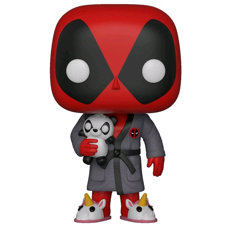 Deadpool - Bath Robe Pop! Vinyl