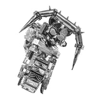 3D Metal Model - Ghostrider Motorcycle