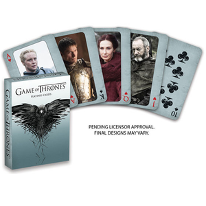 Game of Thrones - Deck of Playing Cards 2nd Edition