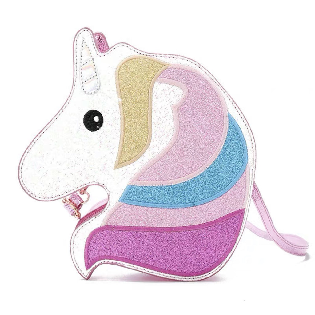 Unicorn Glitter Satchel